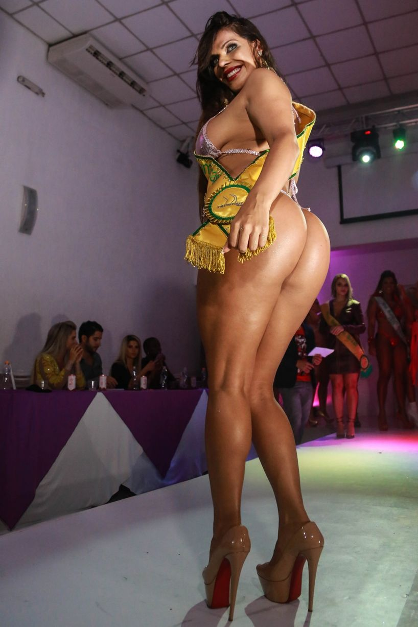 miss bumbum brazil 2015 crowned as cheeky 'rear of the year' beauty