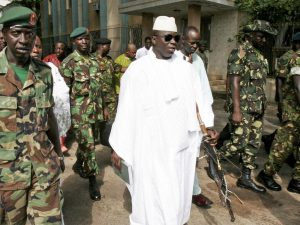 """Gambia has declared its intention to withdraw from the International Criminal Court, amid growing fears of a mass African exodus from the world body designed to prosecute those who commit the gravest atrocities. The west African nation described the ICC as a racist organisation which is """"involved in the persecution and humiliation of people of colour, especially Africans"""". It comes just a few days after South Africa began the formal process of withdrawal from the Rome Statute, the founding treaty of the ICC. Burundi has also announced its intention to withdraw in due course."""