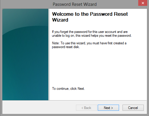how to unlock your laptop when you forgot the password